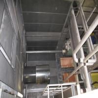Acoustic closure for machine at YAMA E'in Hamifratz