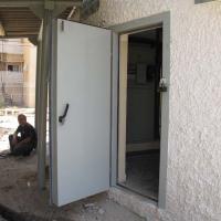 דלת אקוסטית AD-40 עם אטם גומי