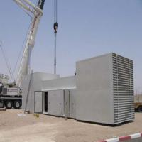 Acoustic canopy for generator